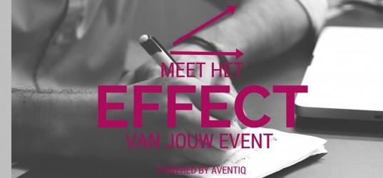 Meet het effect van jouw event